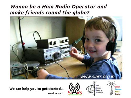Ham radio Tamilnadu